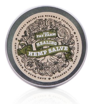 Fay Farm - healing hemp salve