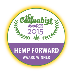 Hemp Forward Award Goes to Colorado Hemp Company at The Cannabist Awards