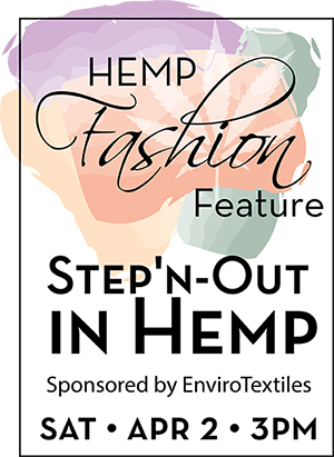 Step'n-Out in Hemp