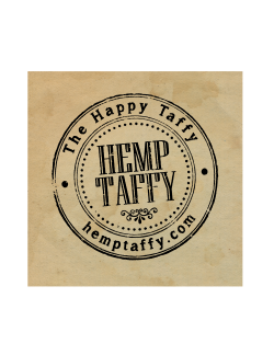 The Happy Taffy - Hemp Taffy