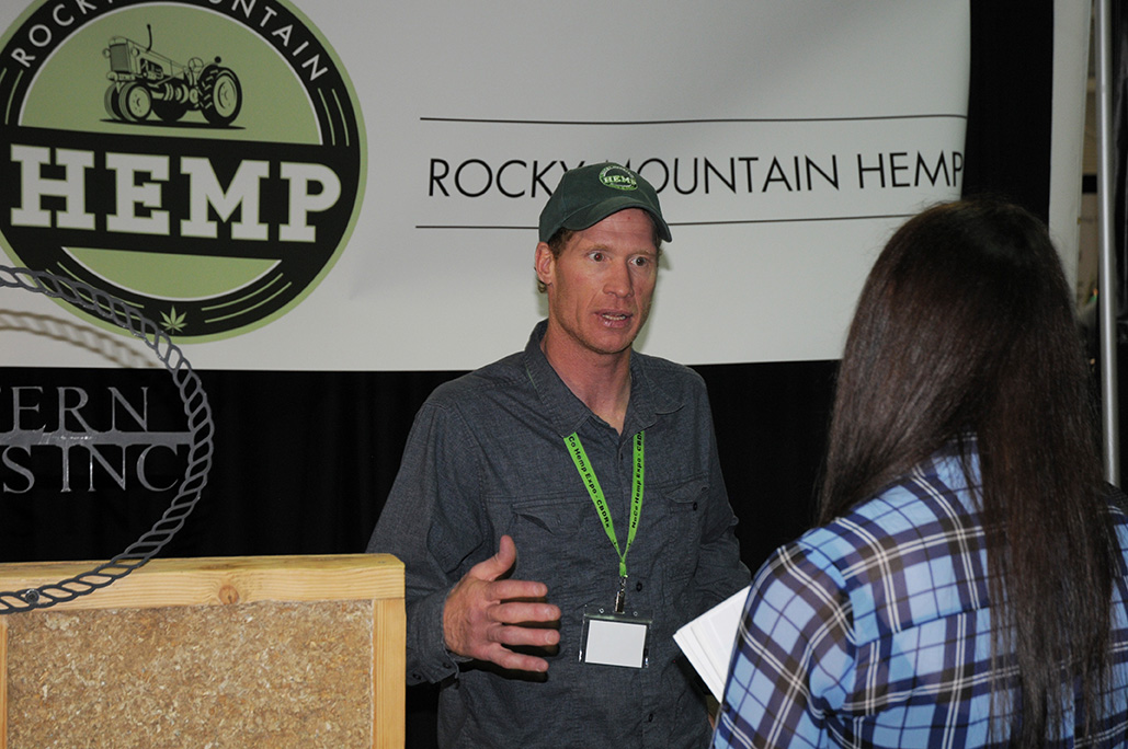 Rocky Mountain Hemp Farmer