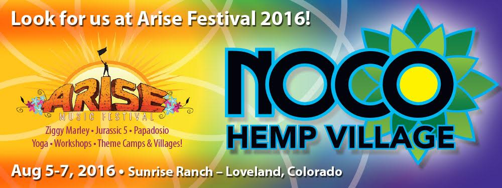 Hemp VIllage, Arise Music Festival