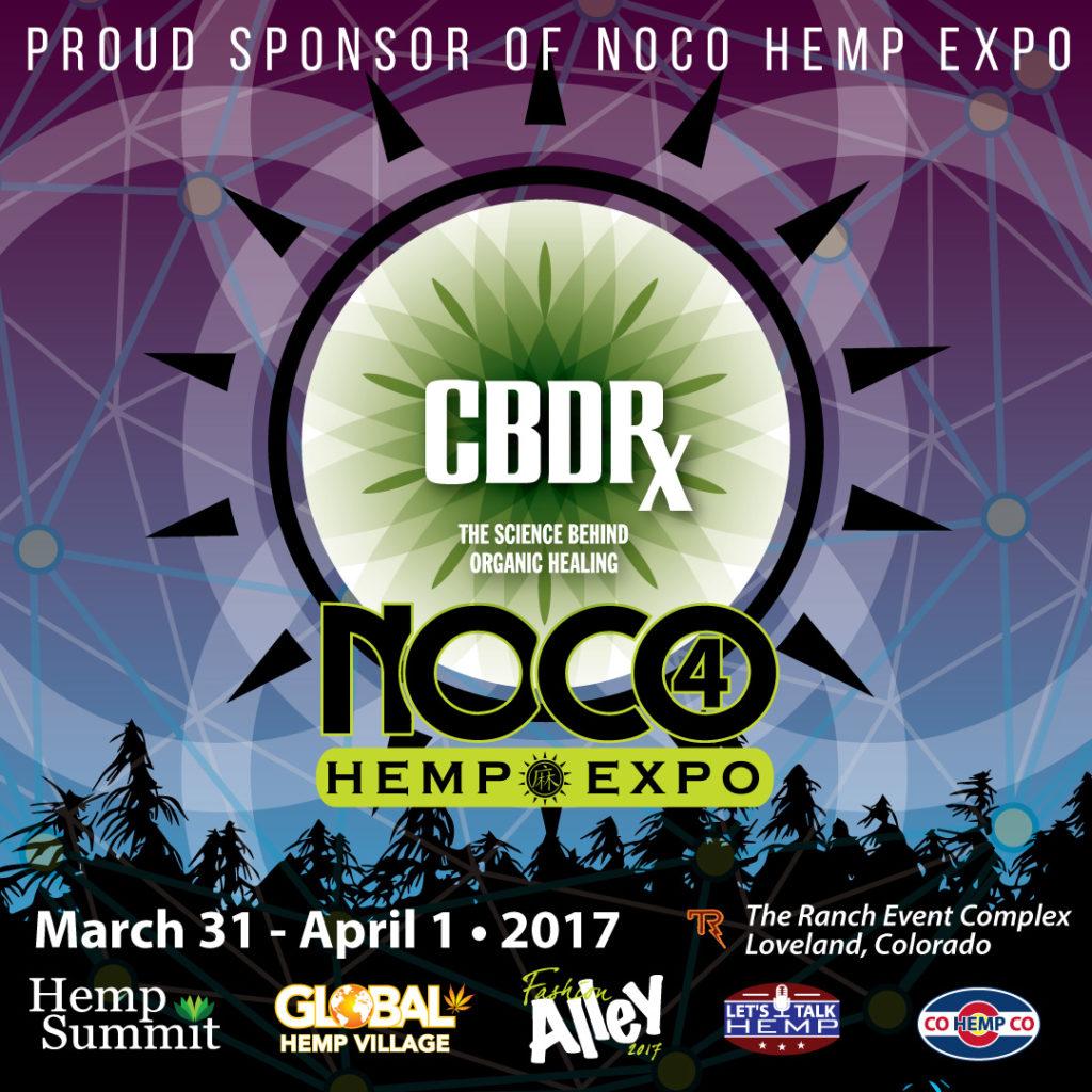 Presenting Sponsor CBDRx