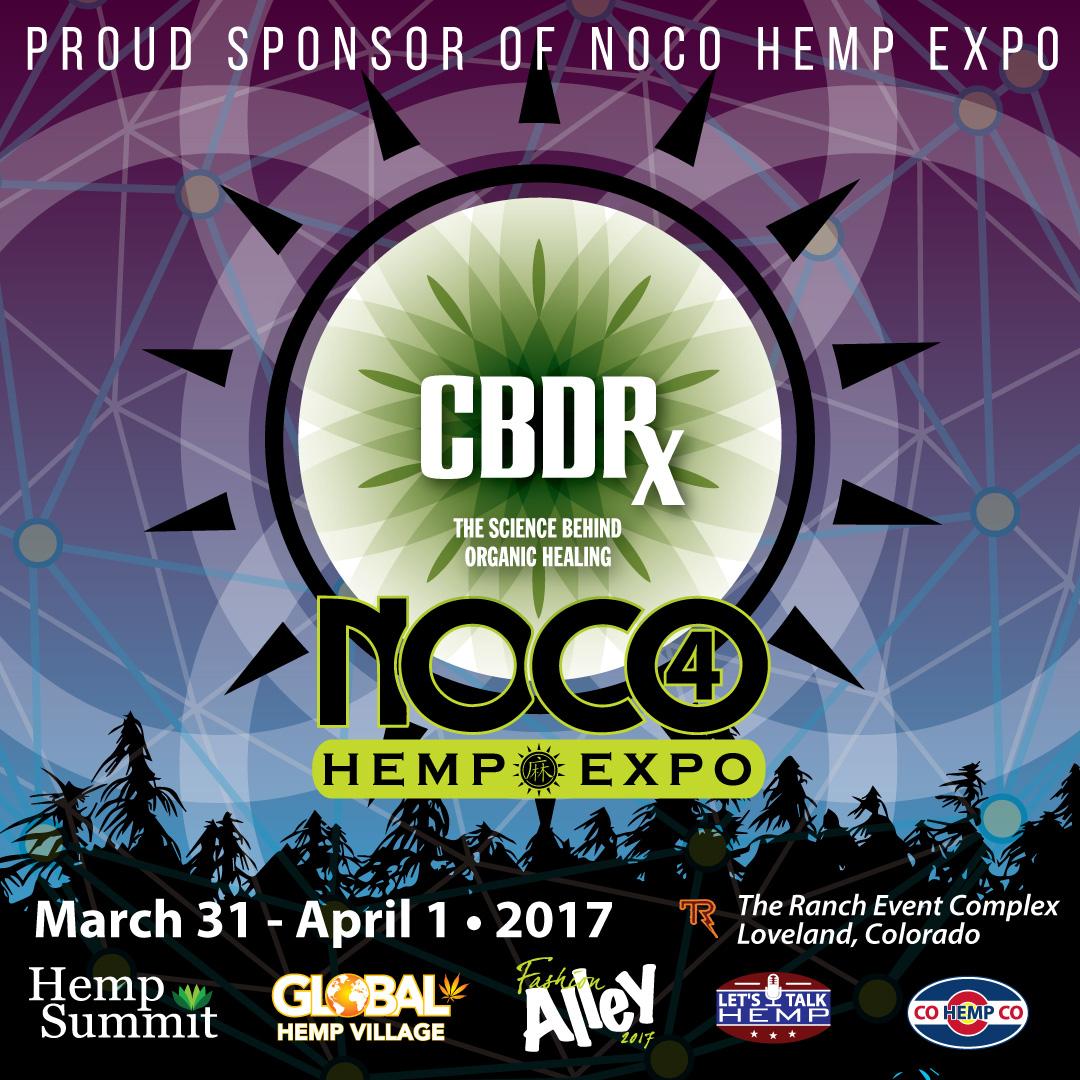 NoCo Hemp Expo 4 Presenting Sponsor Returns