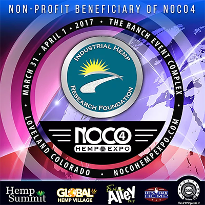 A Conversation with the Industrial Hemp Research Foundation, Official Nonprofit Beneficiary of the NoCo Hemp Expo 4